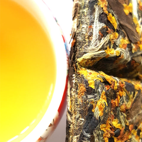 Natural Osmanthus White Tea
