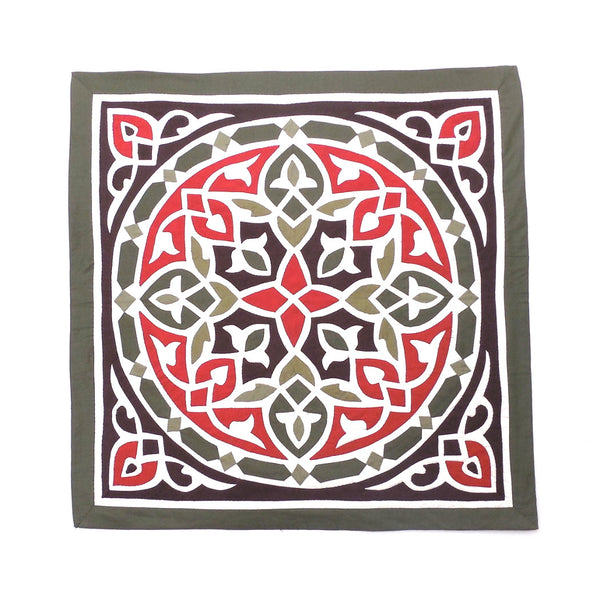 Ramadan Nights II | Applique Art Wall Hanging Handstitched Egyptian Khayamiya