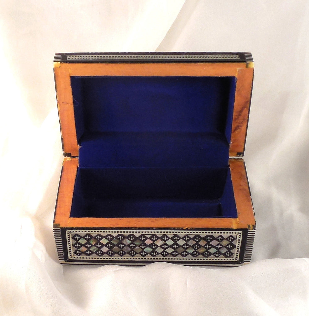 Sensational Granada Handmade Egyptian Jewelry Box Arkan Gallery