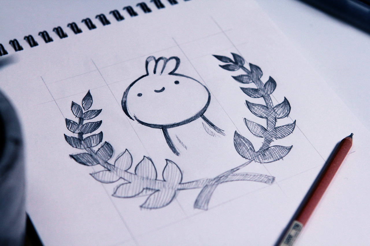 jaywalker pictures logo sketch