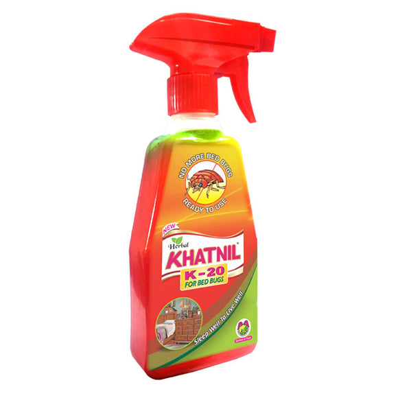 HERBAL KHATNIL K-20 (For Bed Bugs)