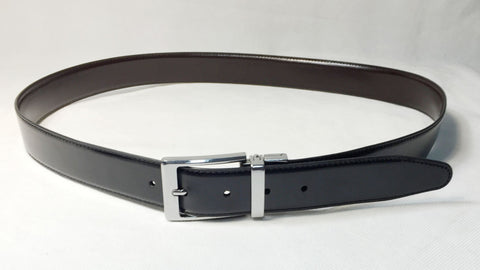 Men's Dress Leather Belt Wholesale LA1136 1 dozen Per PACK