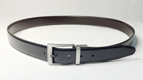 Men's Dress Leather Belt Wholesale LA1137 1 dozen Per PACK