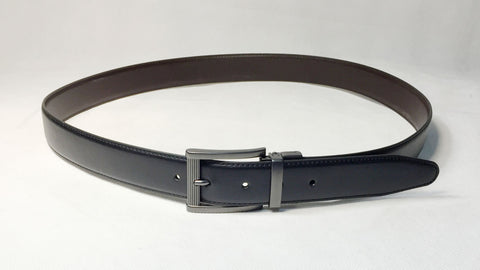 Men's Dress Leather Belt Wholesale LA1138 1 dozen Per PACK