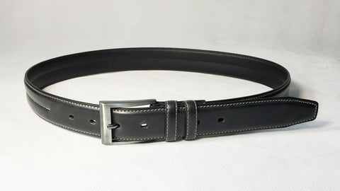 Men's Casual Leather Belt Wholesale LA1165 1 dozen Per PACK