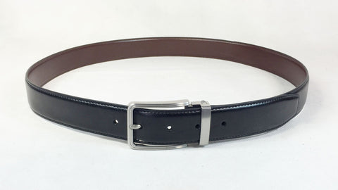 Men's Dress Leather Belt Wholesale LA1178 1 dozen Per PACK