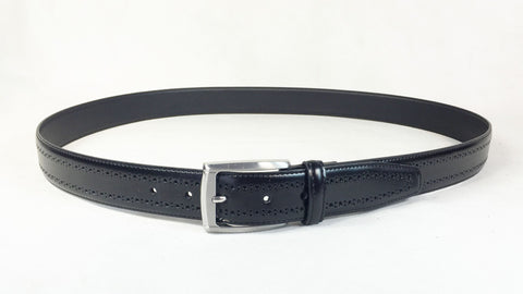 Men's Dress Leather Belt Wholesale LA1193 1 dozen Per PACK