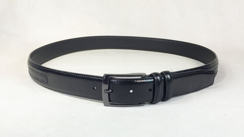 Men's Dress Leather Belt Wholesale LA1194 1 dozen Per PACK
