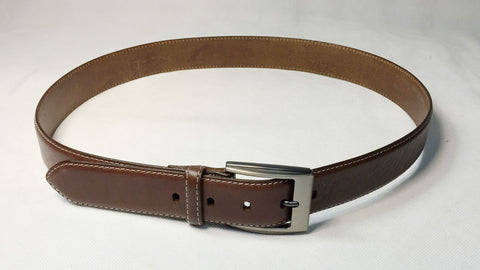 Men's Italian GENUINE Leather Belt Wholesale LA2011 1 dozen Per PACK