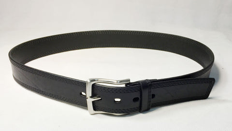 Men's Italian GENUINE Leather Belt Wholesale LA2012 1 dozen Per PACK