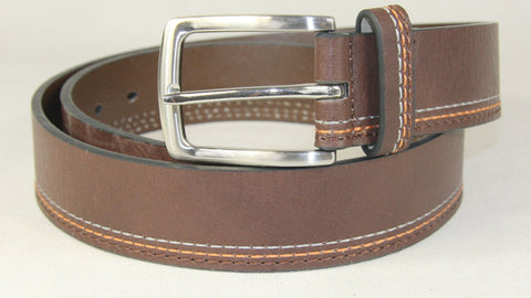Men's Casual Leather Belt Wholesale LA2024 1 dozen Per PACK