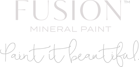 Fusion Mineral Paint come and Paint it Beautiful with Vintage Attic