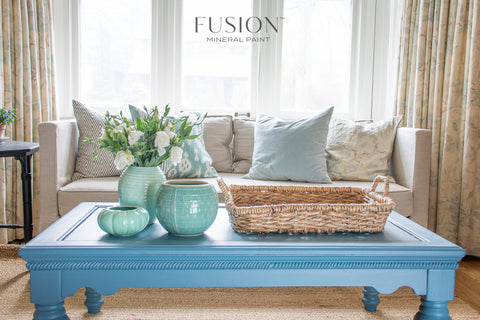 Fusion Mineral Paint ideal furniture paint