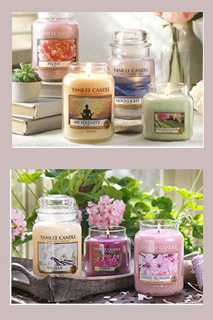 New in the shop - Yankee Candles
