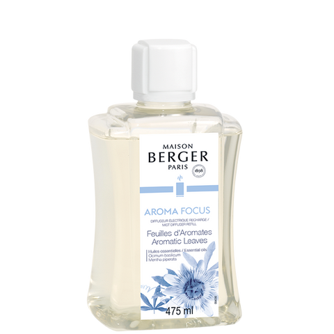 Maison Berger - Aroma Focus Mist Diffuser Refill - Aroma Collection