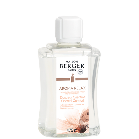 Maison Berger - Aroma Relax Mist Diffuser Refill - Aroma Collection