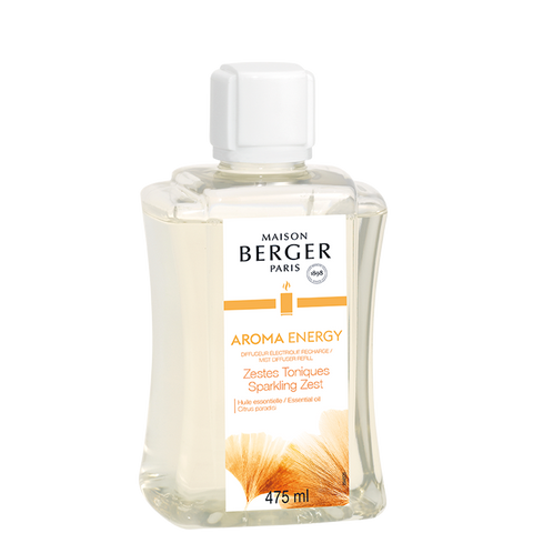 Maison Berger - Aroma Energy Mist Diffuser Refill - Aroma Collection