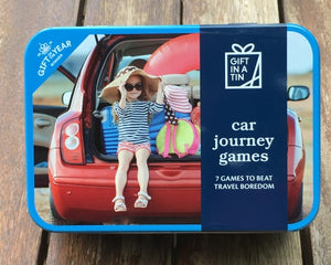 Apples to Pears - Gift in a Tin - Car Journey Games