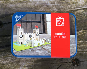 Apples to Pears - Gift in a Tin - Castle in a Tin