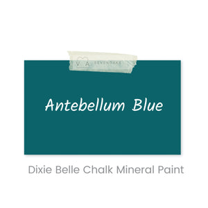 Dixie Belle Chalk Mineral Paint buy online from approved premier retailer and stockist  Antebellum Blue