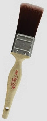 Dixie Belle Medium Flat Synthetic paint Brush Super Quality