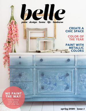Belle Magazine  Dixie Belle Paint Uk Premier online stockist Vintage Attic Sevenoaks