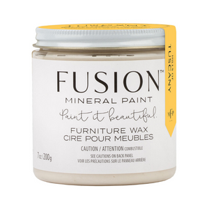 Fusion Mineral Clear Scented Furniture Wax - Hills of Tuscany- available from official approved UK online retailer Vintage Attic Sevenoaks Kent
