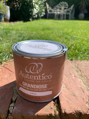 Autentico Chalk Paint - White - Grandiose