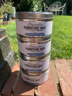 Autentico Chalk Paint - Taupe Furniture Wax - Finishing Products