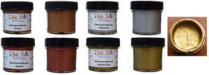 Finishing Products | Dixie Belle Products | GEMSTONE MOUSSE |  choose from gold / silver / bronze / red