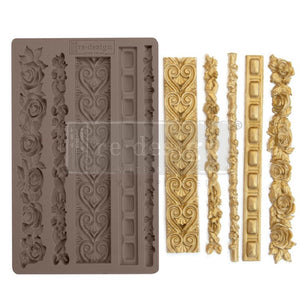 Re-Design Prima Moulds Elegant Borders