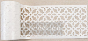 Prima Redesign stick and style stencil roll Calypso Lattice available from approved online retailer and official UK stockist