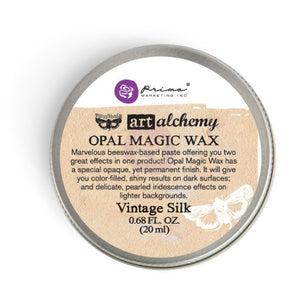 Prima Art Alchemy Opal Magic Wax VintageSilk Vintage Attic Sevenoaks UK