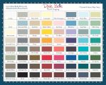 Colour Card / Chart - Dixie Belle Products