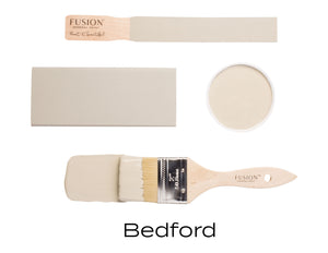 Bedford Fusion Mineral Paint UK availalbe from Vintage Attic Sevenoaks approved online retailer