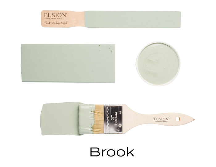 Fusion™ Mineral Paint - Brook - Blues & Greens - Penny & Co