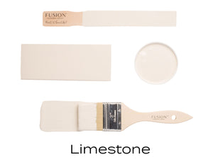 Fusion™ Mineral Paint - Limestone -Whites & Neutrals - Classic Collection