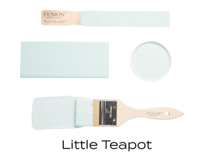 Fusion™ Mineral Paint - Little Teapot - Blues & Greens - Tones for Tots
