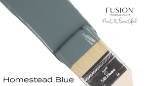 Homestead Blue Fusion Mineral Paint buy online Vintage Attic Sevenoaks