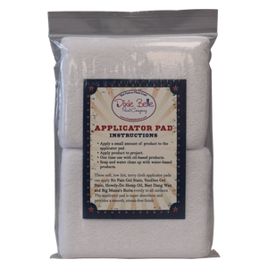Applicator Pads - Dixie Belle Products