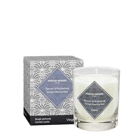 Botanical Candle - Soap Memories - Tropical Collection