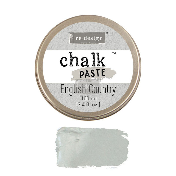 Pastes | Chalk Paste | Redesign With Prima | ENGLISH COUNTRY | 100ml