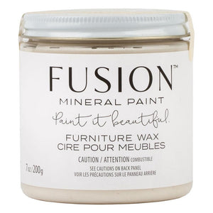 Clear furniture Wax Fusion Mineral paint Official Approved Online UK Stockist Vintage Attic Sevenoaks