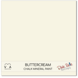 Vintage Attic Sevenoaks Kent Dixie Belle Chalk Mineral Paint Uk Premier Stockist Buttercream