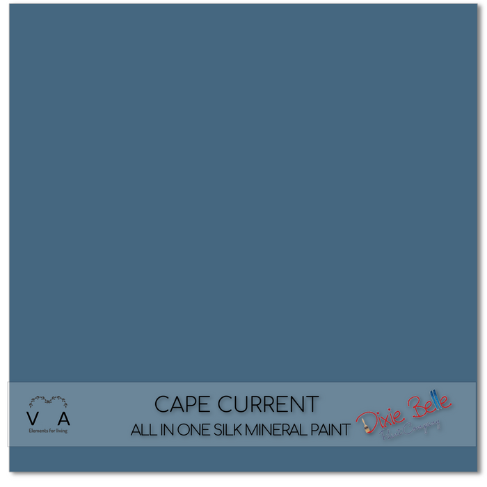 Cape Current - Dixie Belle Silk all in one Mineral Paint