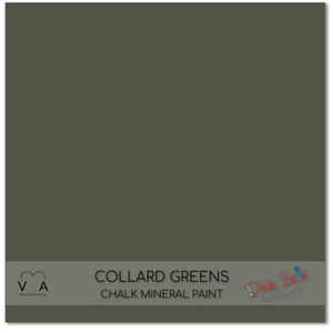 Collard Greens Dixie Belle Chalk Mineral paint available to buy online from official UK online retailer and approved stockist Vintage Attic Sevenoaks, Kent