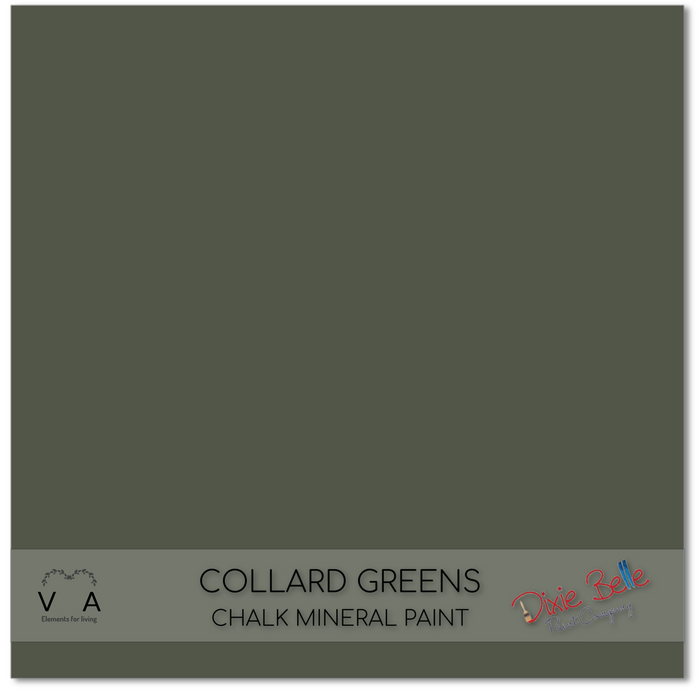 Collard Greens Dixie Belle Paint Chalk Mineral Paint