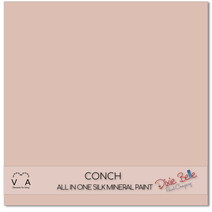 Conch - Dixie Belle Silk all in one Mineral Paint