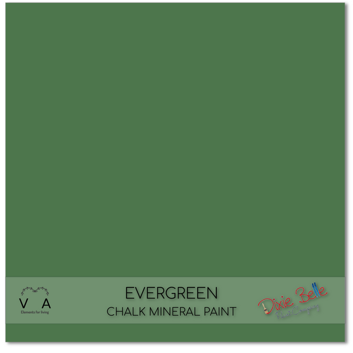 Evergreen Dixie Belle Paint Chalk Mineral Paint