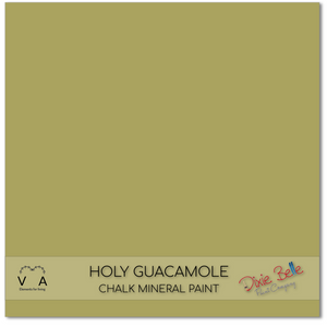 Holy Guacamole Dixie Belle Chalk Mineral paint available to buy online from official UK online retailer and approved stockist Vintage Attic Sevenoaks, Kent